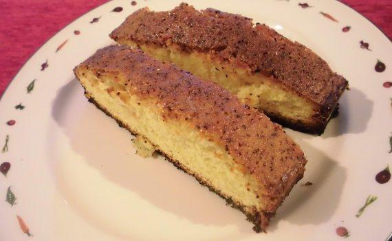 Receta torta de limon