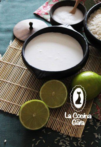 Leche de Coco y Limas