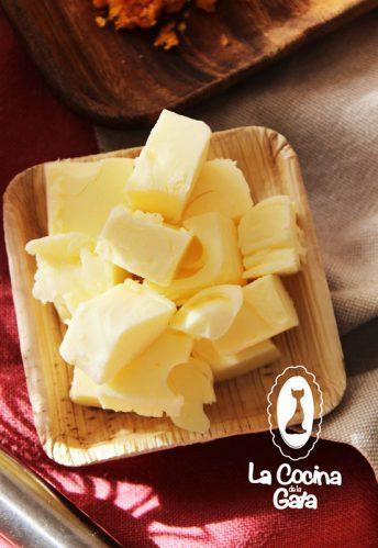Mantequilla sin sal blandita