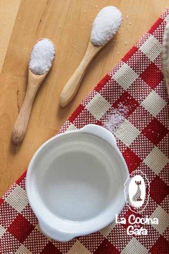 Agua templada, Sal y Azúcar