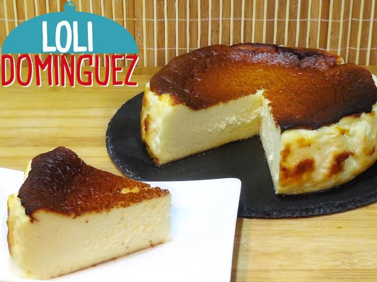 Famosísima Tarta De Queso La Viña San Sebastián Cheesecake