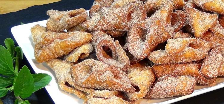 Pestiños tradicionales de Semana Santa, Carnaval y Navidad