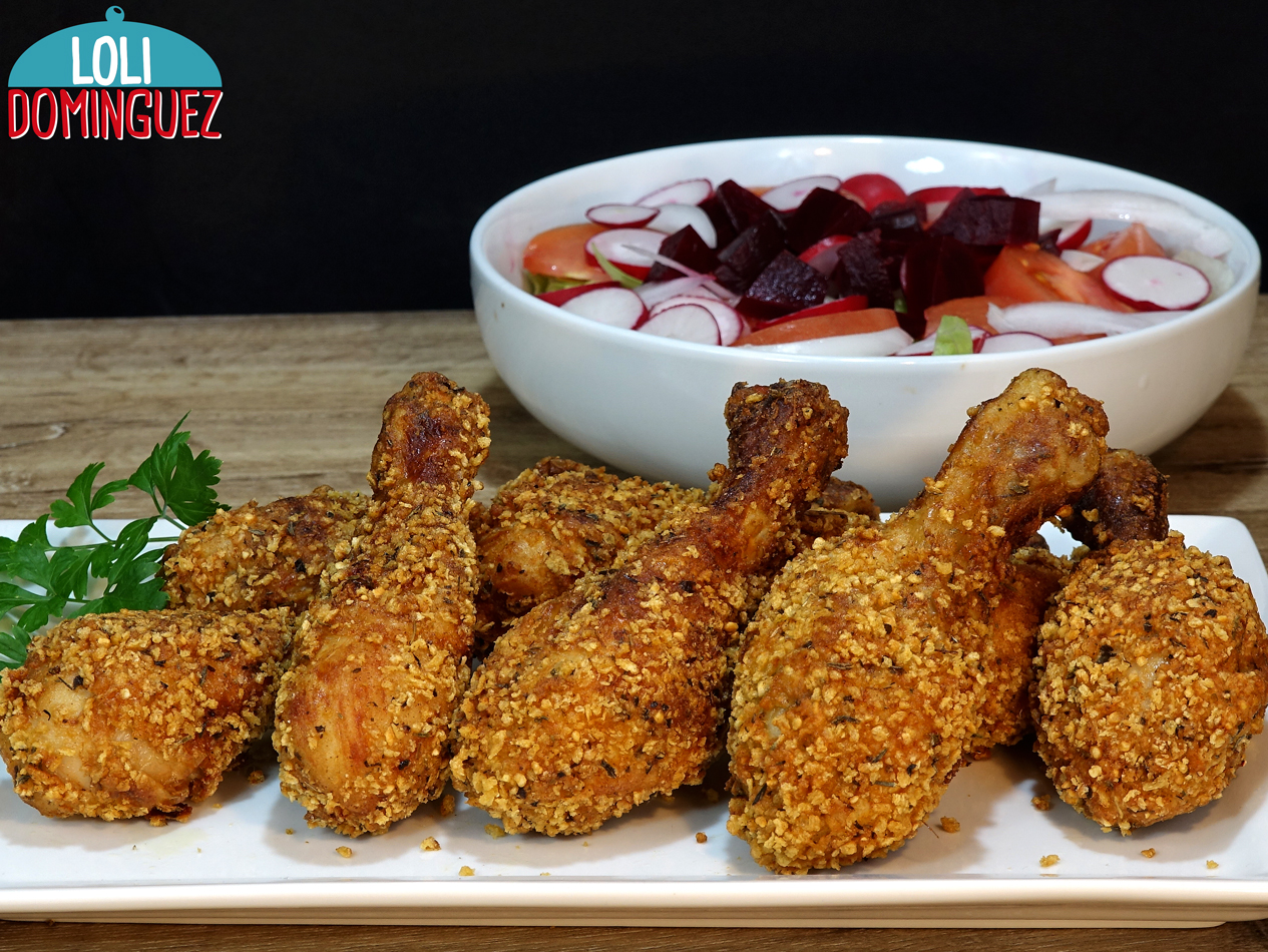 El Más Tierno Y Jugoso Pollo Frito Que Habrás Comido