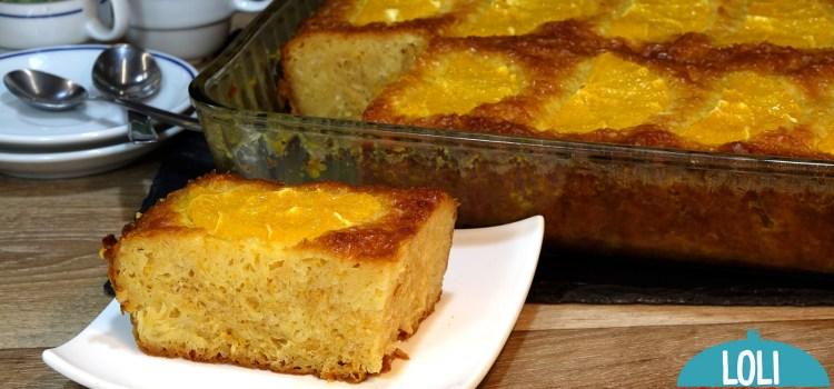 PASTEL GRIEGO DE NARANJA (PORTOKALOPITA). Un pastel con masa filo que da una textura diferente y delicioso, la masa filo son unas láminas muy delgadas de masa que cuando se hornean quedan crujientes similares al hojaldre