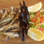 Fritada de sardinas