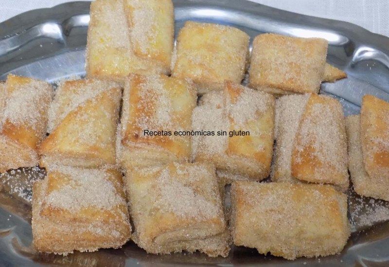 mantecados sin gluten