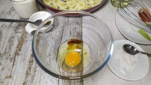 famoso pastel con 1 huevo