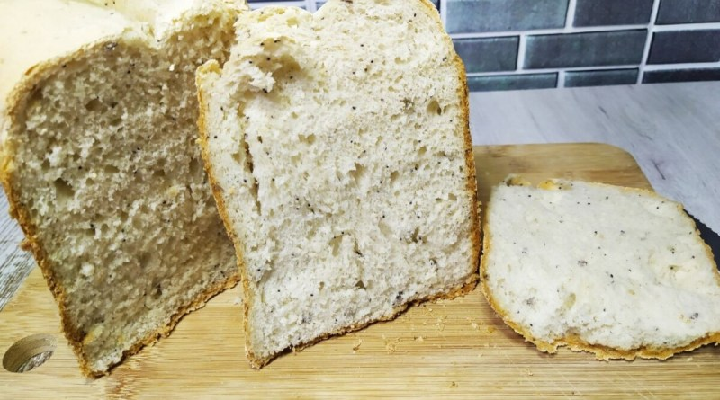 pan sin gluten con panificadora del lidl