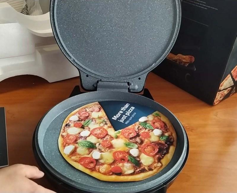 Horno grill para pizzas fun pizza&co