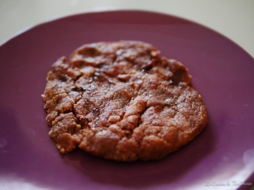 cookies de Nutella
