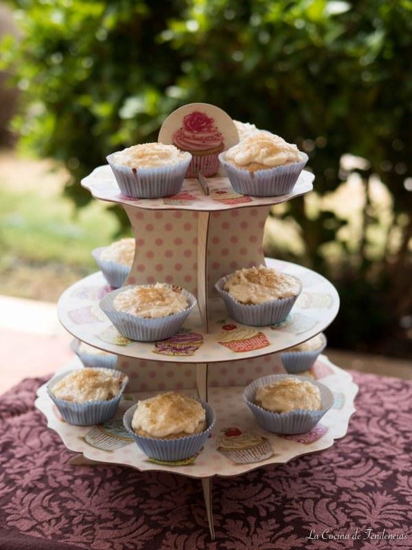 cupcakes de queso
