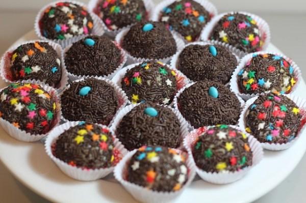 Bombones de Ferrero para San Valentín