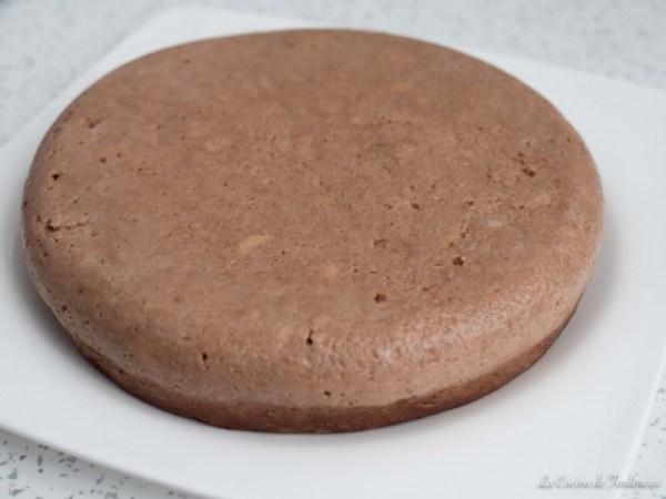 Pudin de pan duro en el microondas