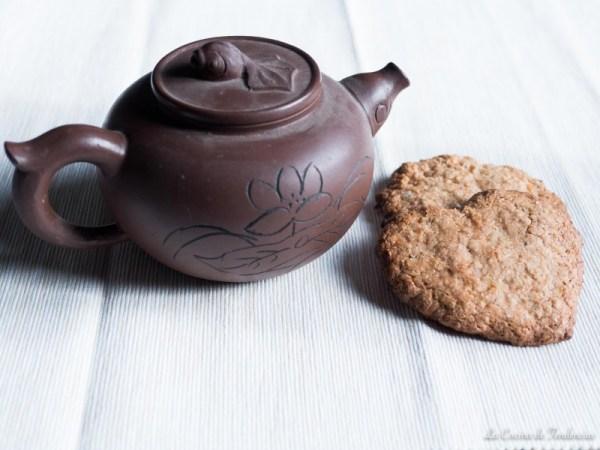 Cookies caseras para alérgicos al huevo