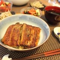 Una comida para pasar el verano muy bien! -Unalluu (arroz con anguila)