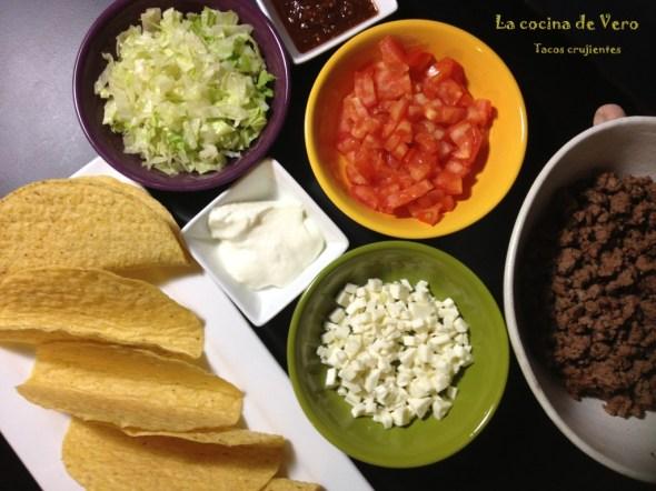 Tacos crujientes con carne molida_Veronica Cervera