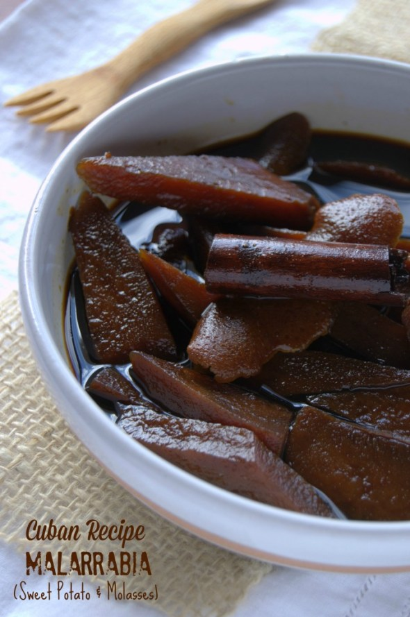 Malarrabia - Sweet Potato and Molasses