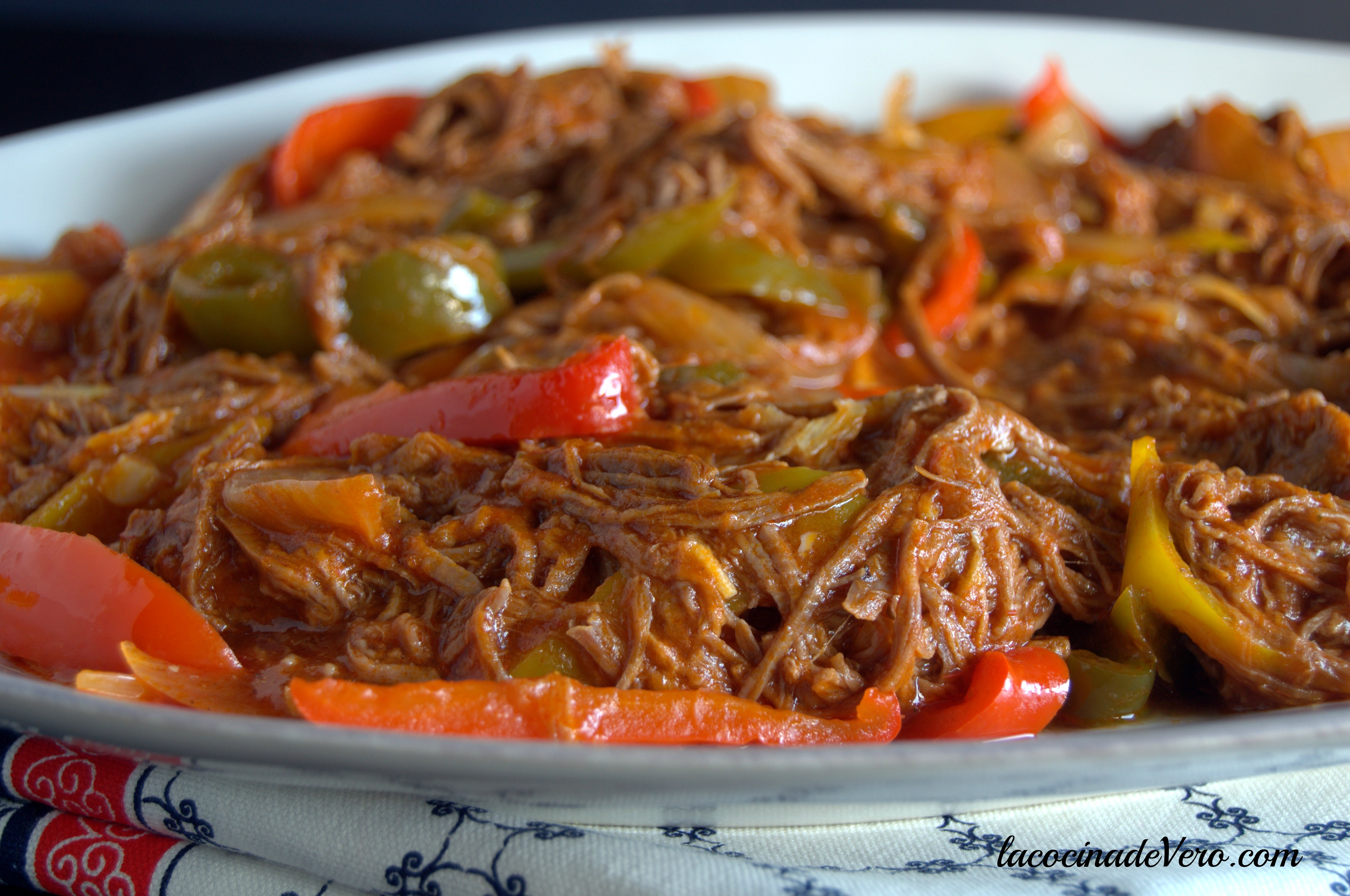 Recetas de cocina con carne de res para deshebrar