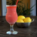 Daiquirí de fresa / Strawberry Daiquiri