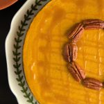 Cheesecake de calabaza para Thanksgiving