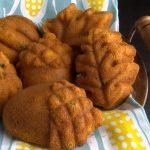 Pan de maíz con jalapeño chorizo y queso