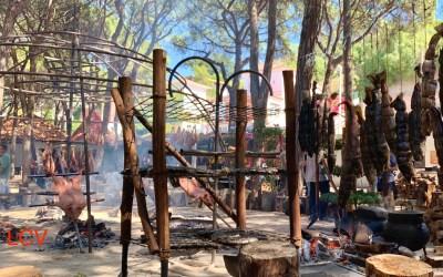 CHEFS ON FIRE. LOS MEJORES COCINEROS ALREDEDOR DEL FUEGO