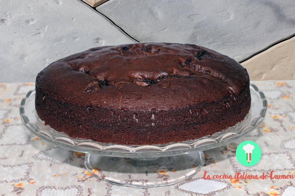 Bizcocho-de-cacao-y-nutella
