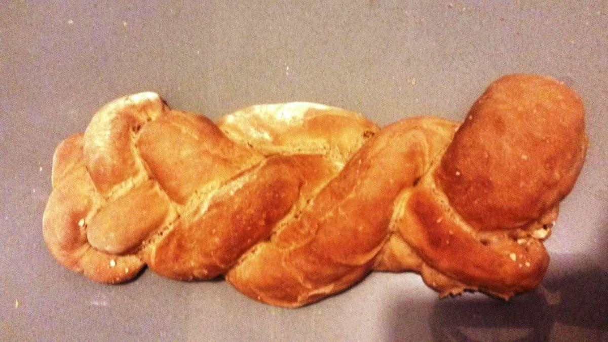 Pan de castañas con frutos secos – Pane di castagne con frutti secchi