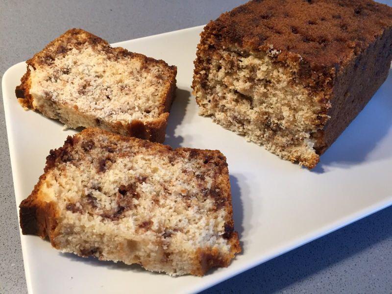 Plum cake de coco y chocolate - Plum cake di cocco e cioccolato