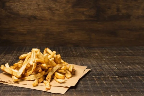 Patatas Fritas Francesas - La Cocina Latina
