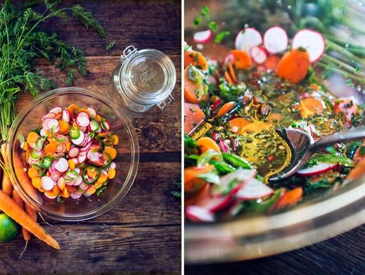 Encurtidos vegetales no fermentados -La Cocina Ortomolecular