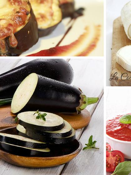 Berenjenas al horno -La Cocina Ortomolecular