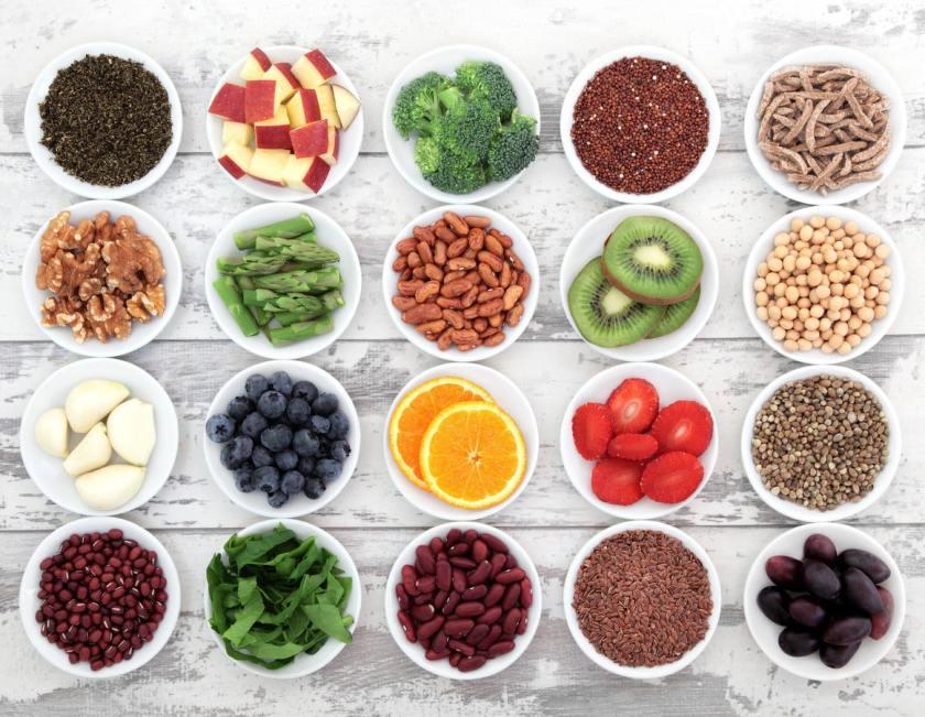 Los ingredientes en la Cocina Ortomolecular