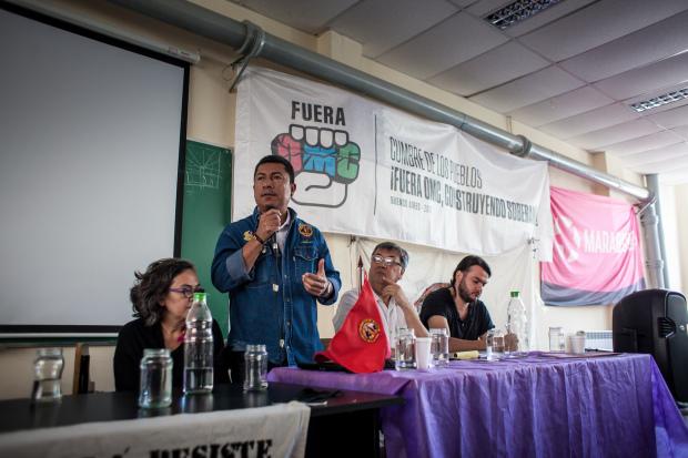 #FueraOMC