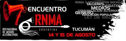 7mo Encuentro RNMA