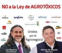 no ley agrotoxicos
