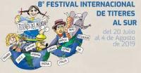 8 festival internacional titeres al sur