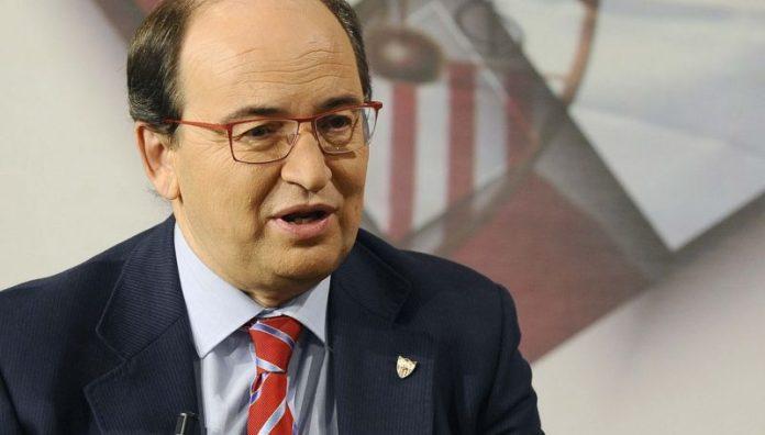 Imagen del presidente José Castro / Imagen: SFC