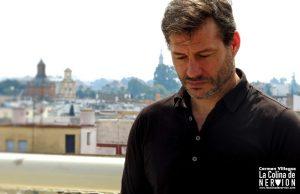 Prieto durante la entrevista | Imagen: Carmen Villegas