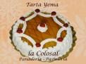 Tarta Yema