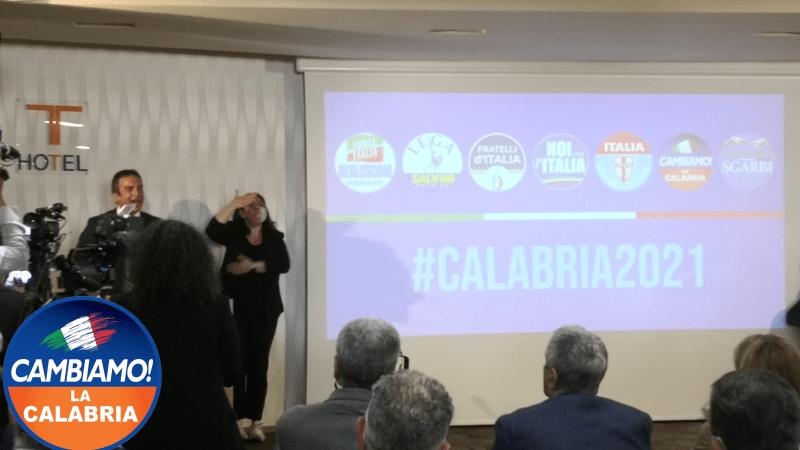 Roberto Ieraci, Responsabile Area Jonica Cambiamo l'Italia con Toti: la designazione di Roberto Occhiuto apre ufficialmente la campagna elettorale