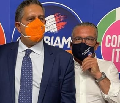 Nota Stampa – Sebastiano Primerano Vice Coordinatore Provinciale Cambiamo l'Italia con Toti