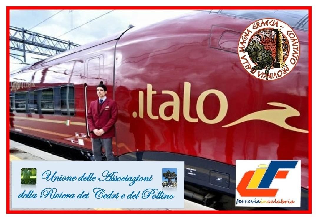 Comitato Magna Graecia: INVIATA LETTERA AL DIRETTORE COMMERCIALE DI ITALO TRENO, NTV