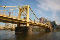 Roberto Clemente Bridge - Sixth Street Bridge