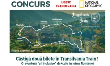 A inceput concursul, Iubesc Transilvania!