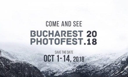 Bucharest Photofest. 2018