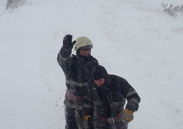 Salvator si alpinist de interventie!