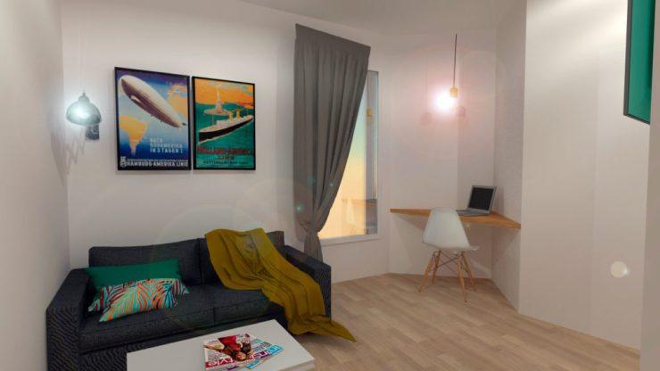 Studio 2 à Talence (Forum)