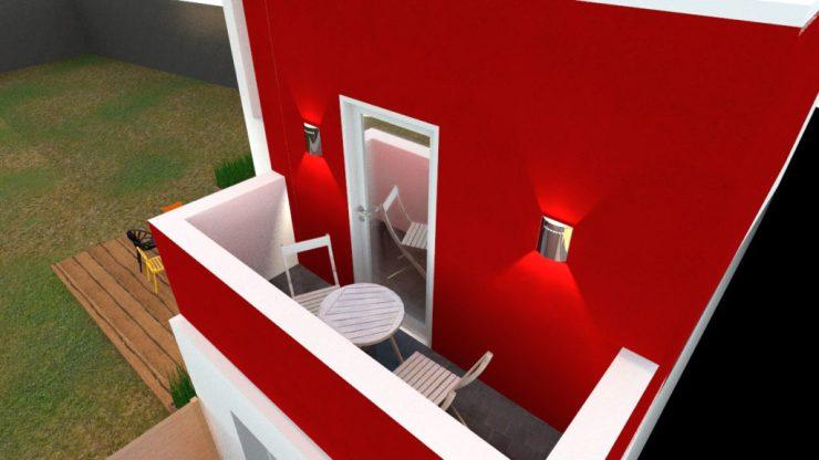 Studio à Talence (Forum) Location courte durée
