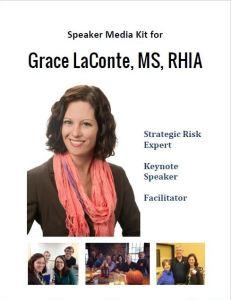 Speaker Media Kit Grace LaConte